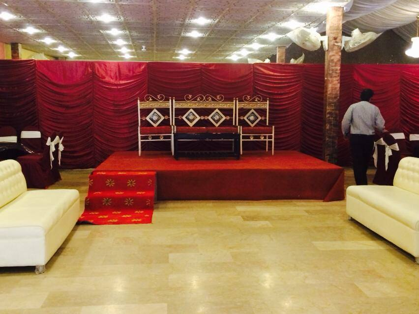 Raaj Wedding Hall - Booked.pk