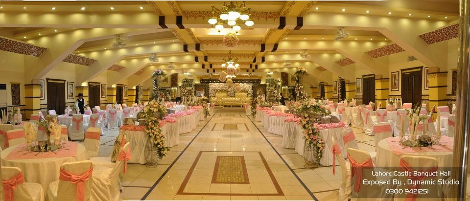 Lahore Castle Banquet Hall - Booked.pk