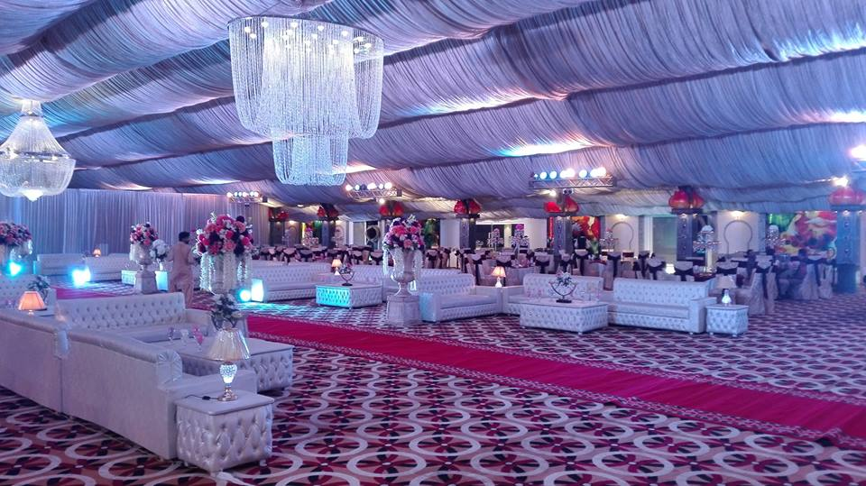 The Ball Room - Booked.pk