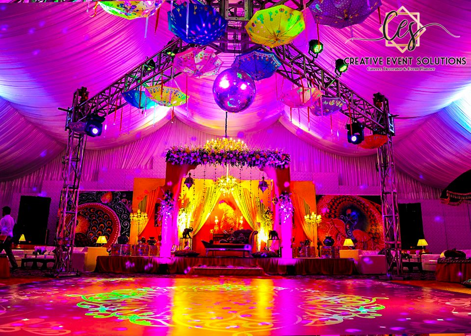 Creative Event Solutions - Booked.pk