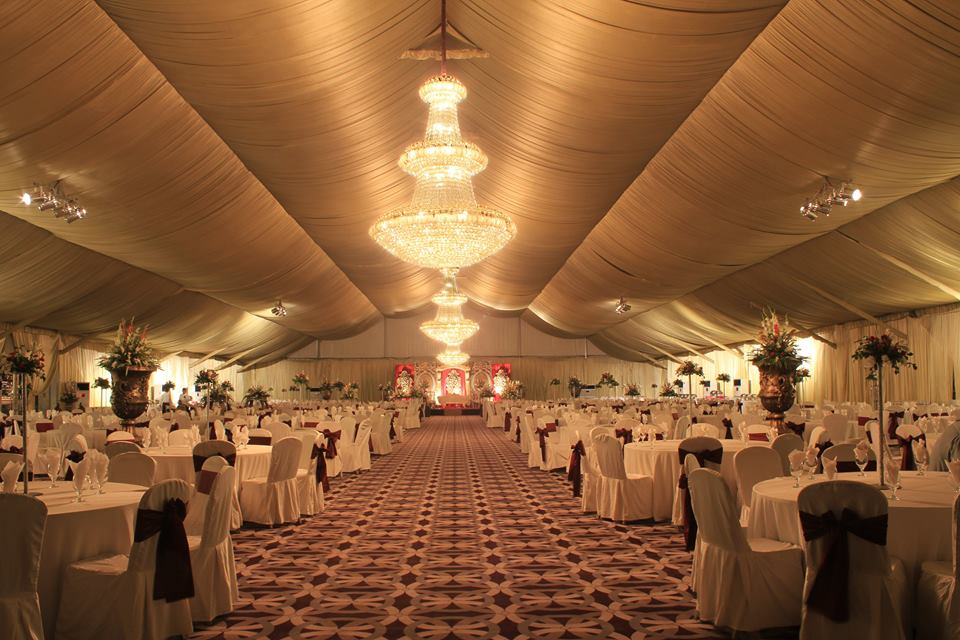 Taj Banquet Hall and Bahria Grand Marquee - Booked.pk