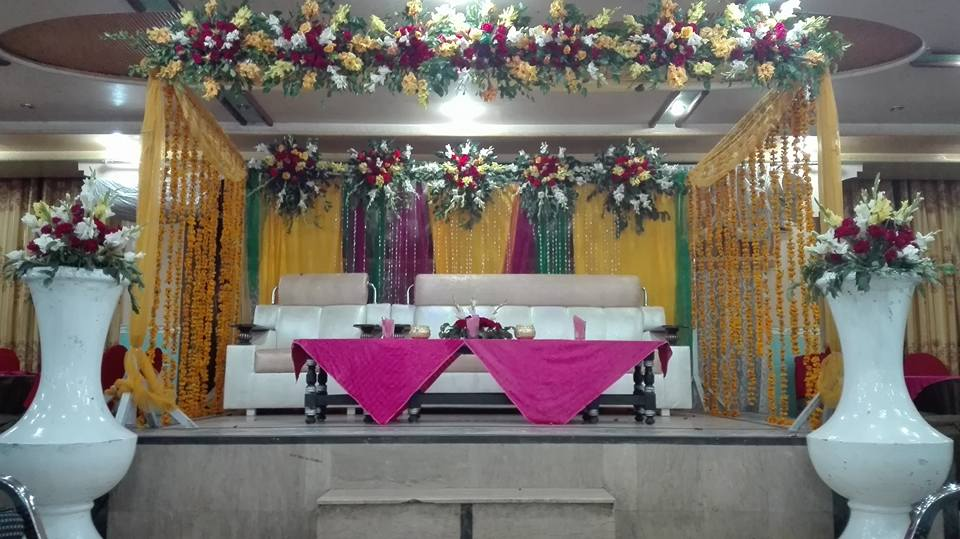 Aroosh Marriage Hall - Booked.pk