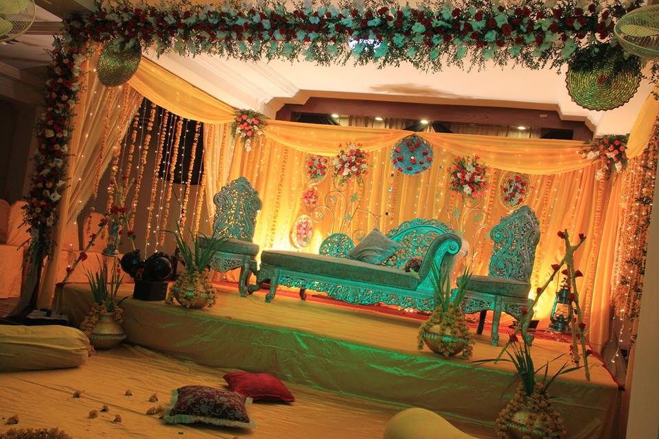 Prince Marriage Hall - Booked.pk
