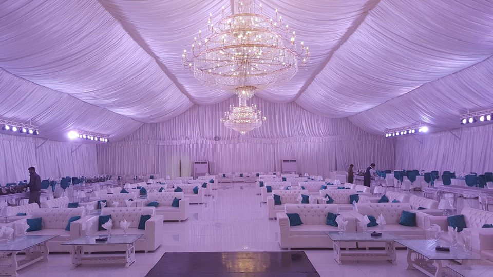 Serene Banquet Hall - Booked.pk