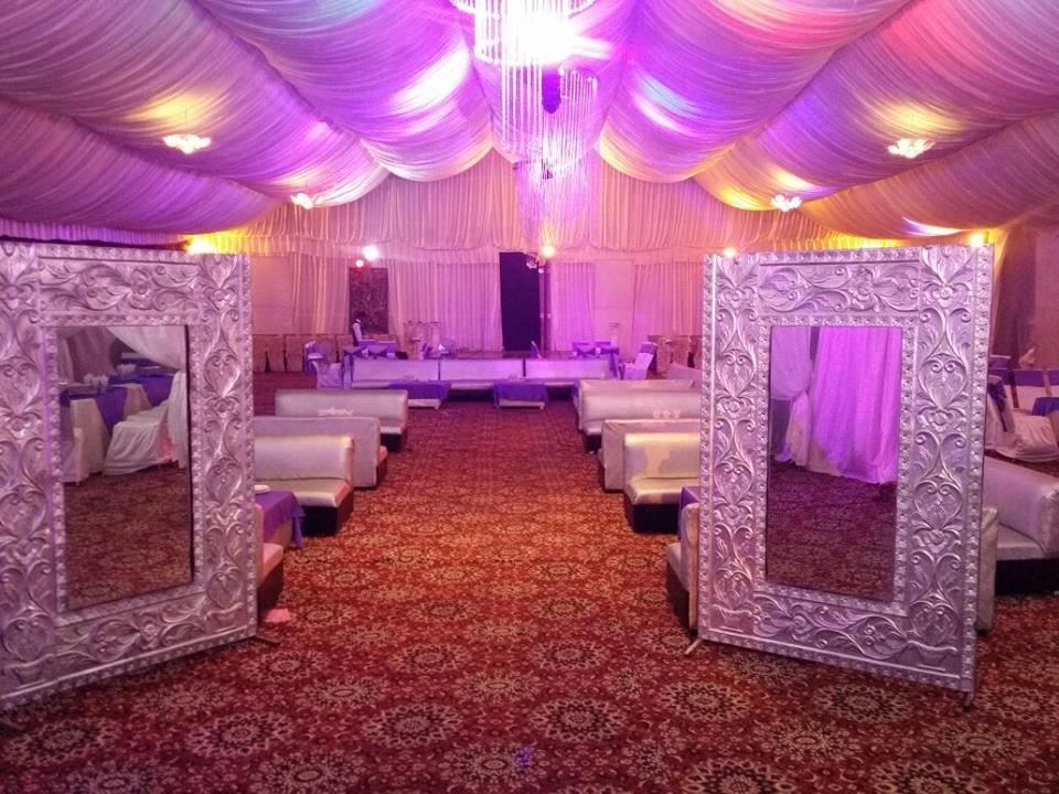 Ritz Marriage Garden-Marquee - Booked.pk