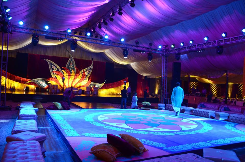 Ocassions Marquee - Booked.pk