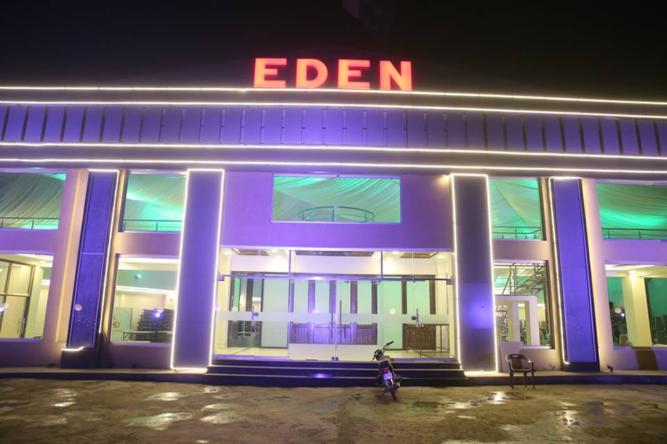 Eden Banquet Hall - Booked.pk