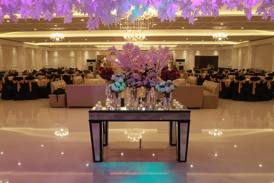 Sapphire Banquet hall - Booked.pk