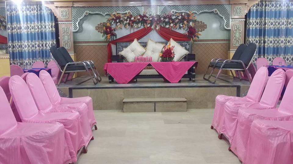 Kashmir Mahal Marriage Hall - Booked.pk