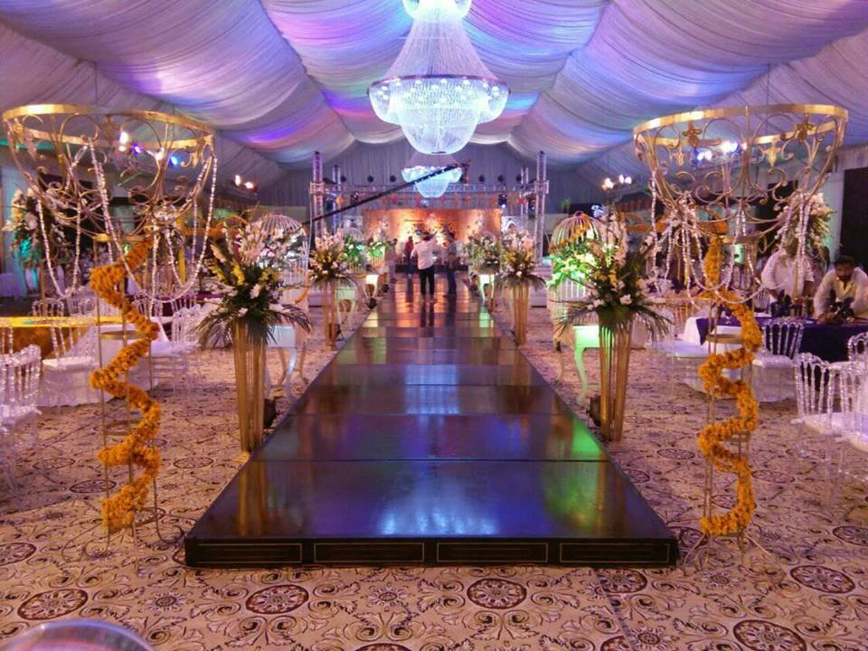 Heaven Marquee - Booked.pk