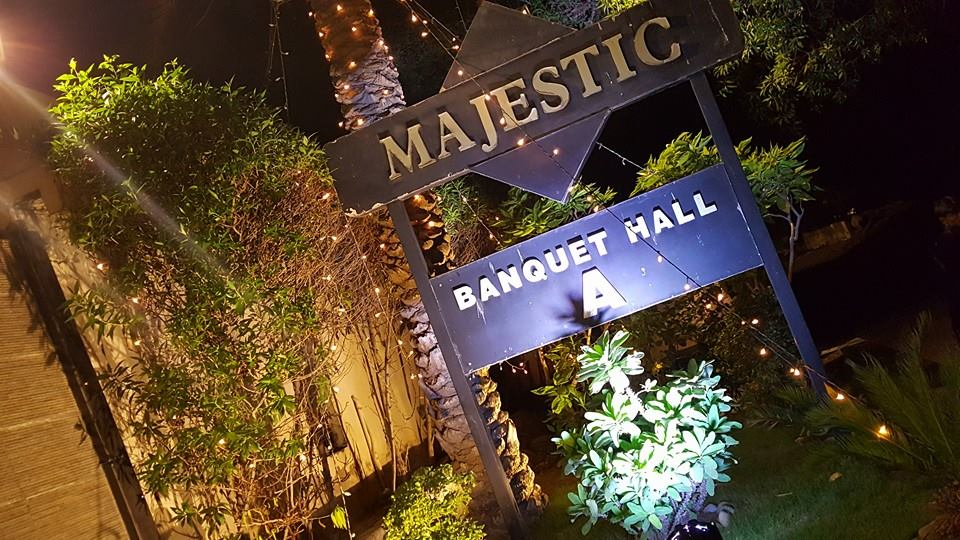 Majestic Banquet halls - Booked.pk