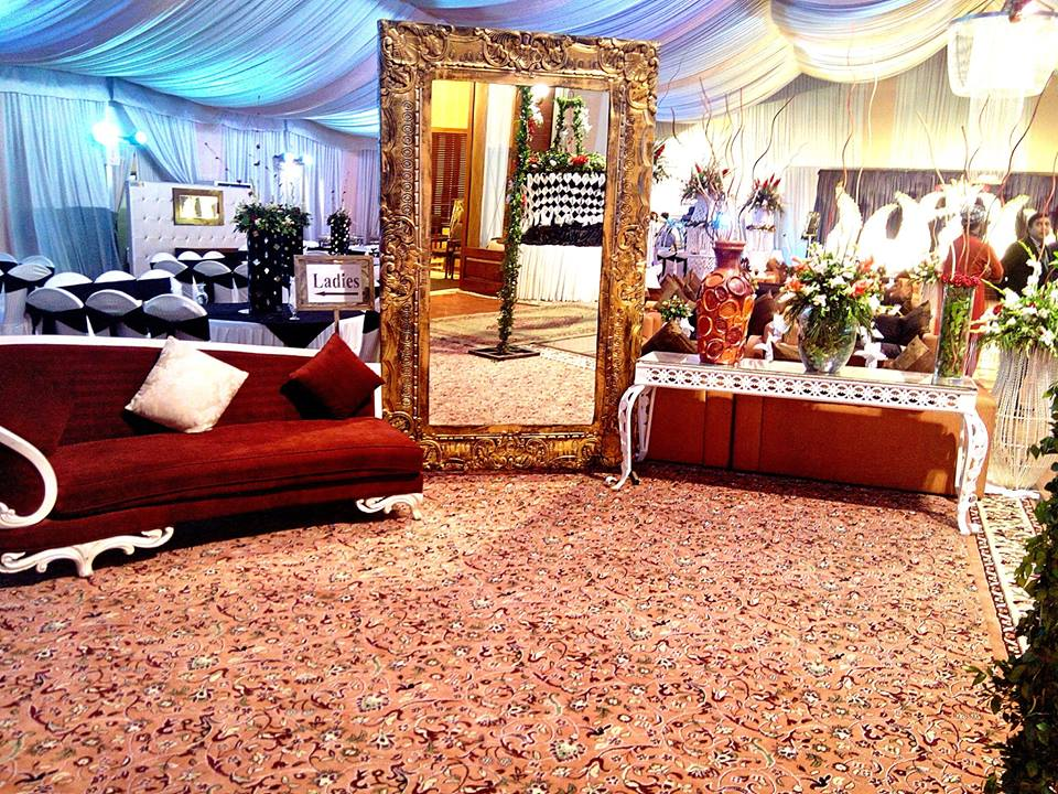 Gourmet Central Marquee - Booked.pk