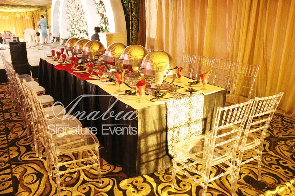 Anabia Signature Events & Marquee - Booked.pk