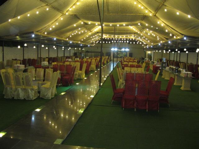 Parsa Marriage Lawn - Booked.pk