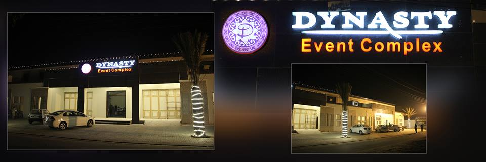 Dynasty Event Complex - Booked.pk