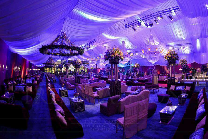 Country Marquee - Booked.pk