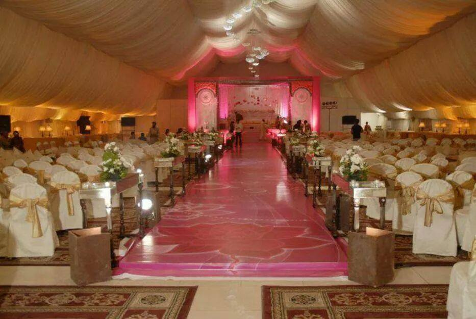 Azeez Marriage Lawn - Booked.pk