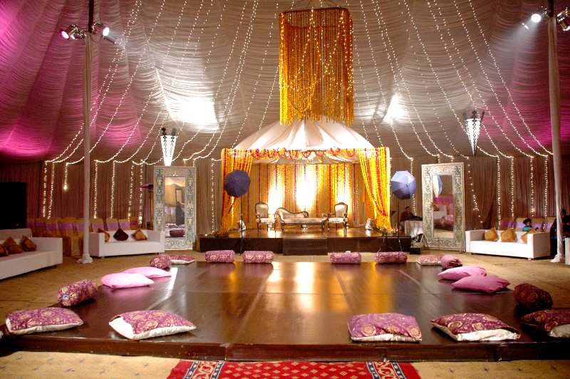 Aghas Wedding Lawns - Booked.pk