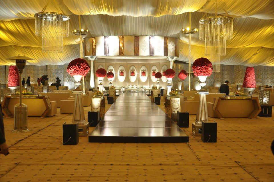 Deans Marquee Punjab University-The Deans Caterers and Events Decorators - Booked.pk