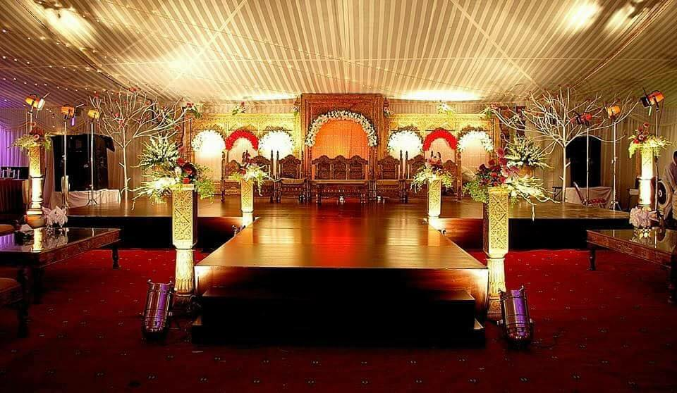 Blessing Palace Marquee - Booked.pk