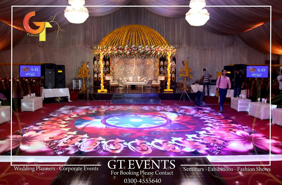 G.T Events - Booked.pk