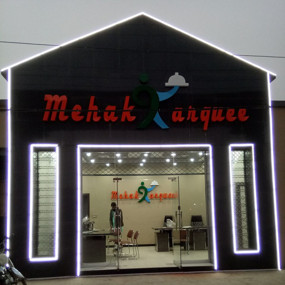 Mehak Marquee - Booked.pk