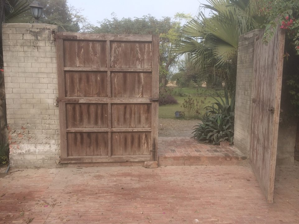Rajpoot Farm House - Booked.pk