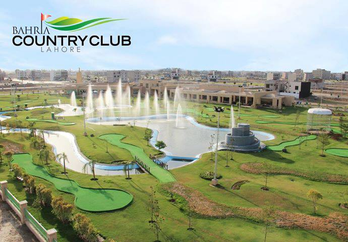 Bahria Town, Country Golf Club - Booked.pk