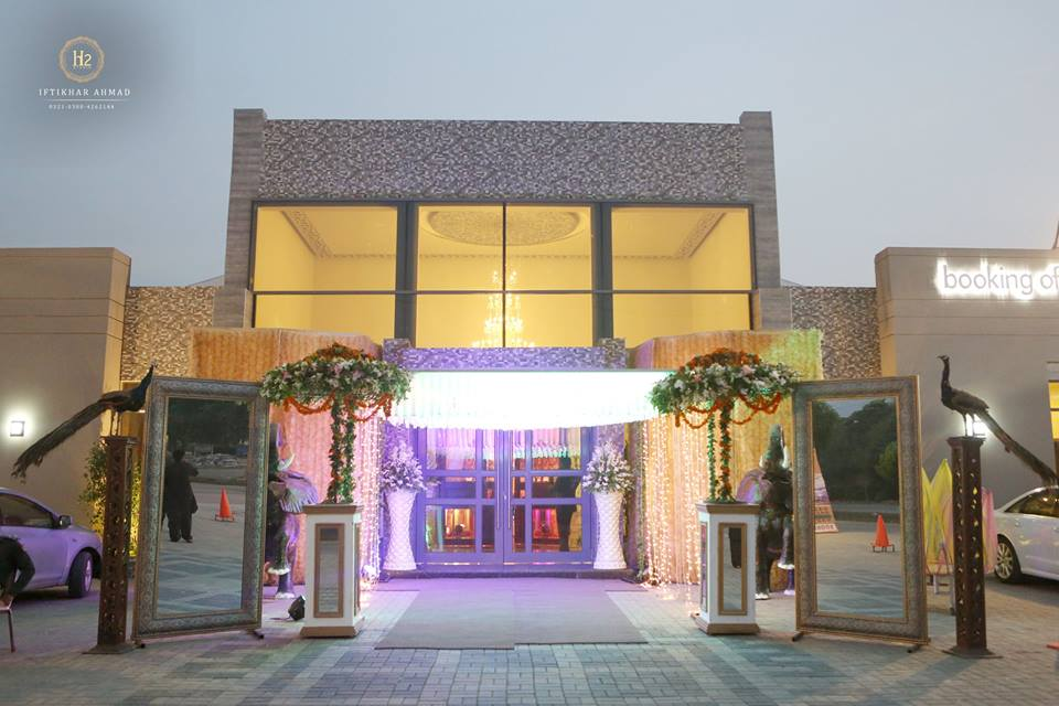 Royal Fort Marquees by Mughal-e-Azam - Booked.pk