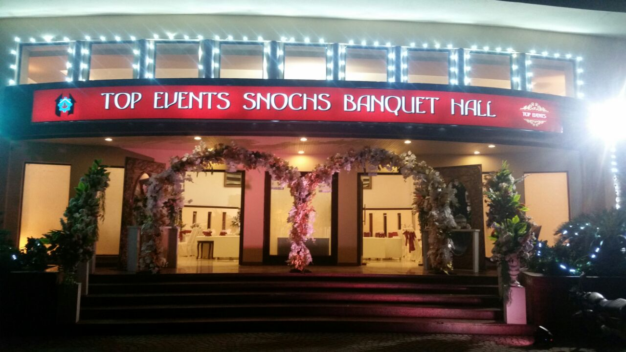 Top Events Snochs Banquet Hall - Booked.pk